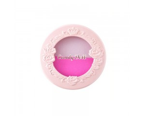 CANDYDOLL CHEEKCOLOR DUO STRAWBERRY PINK / MASHMELLOW PURPLE